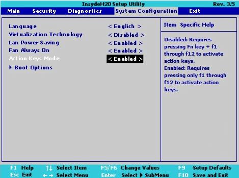 Functionalitatea tastelor F ale tastaturii de la laptop