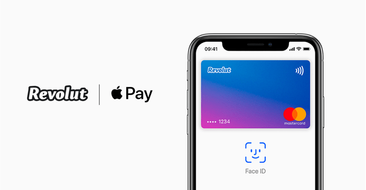 Revolut - Apple Pay